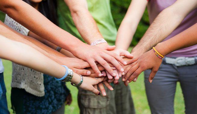 voluntarios e idiomas